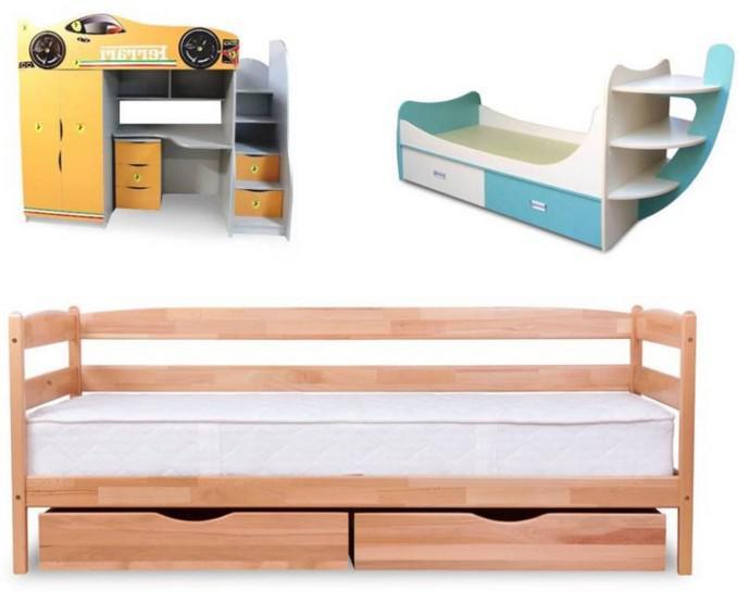 деревянные детские кроватки